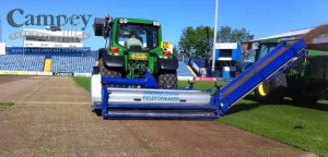 O'Carroll Sportsturf Drainage services