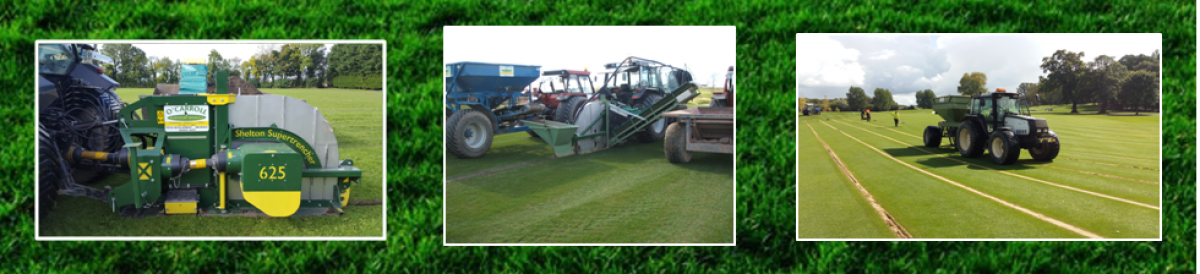 O'Carroll Sportsturf Drainage | Emerald Pitch Developments